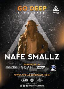 Apollo Club Malia | Nafe Smallz
