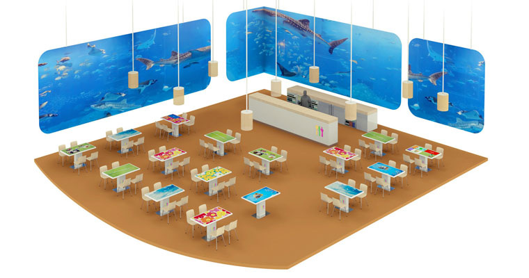 Choose your table visually